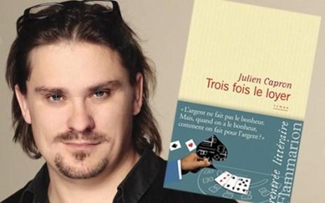appartement a paris - Trois fois le loyer - Julien Capron rl12 trois fois main