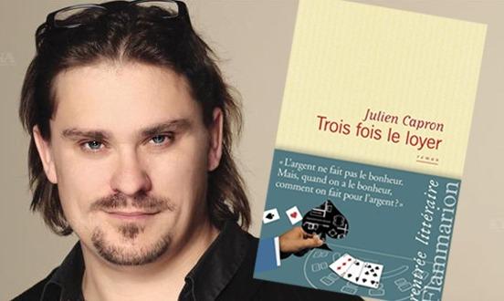 poker - Trois fois le loyer - Julien Capron rl12 trois fois main