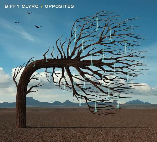 biff clyro - Biffy Clyro - Opposites