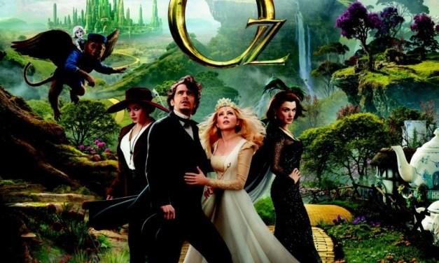 Le Monde Fantastique d'Oz : Alice, ça glisse