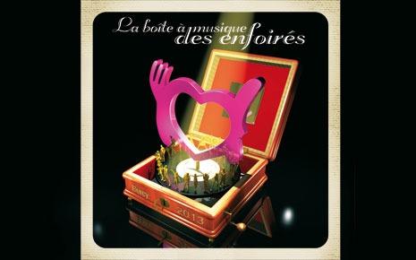 TF1 - La boîte à musique des Enfoirés : comment se passe le live ? la boite a musique des enfoires