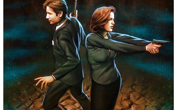 X-Files saison 10 en comics dès juin !
