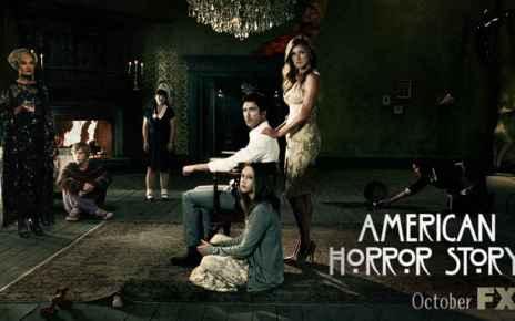 american horror story - American Horror Story, Saison 1: Murder House American Horror Story cast FX poster