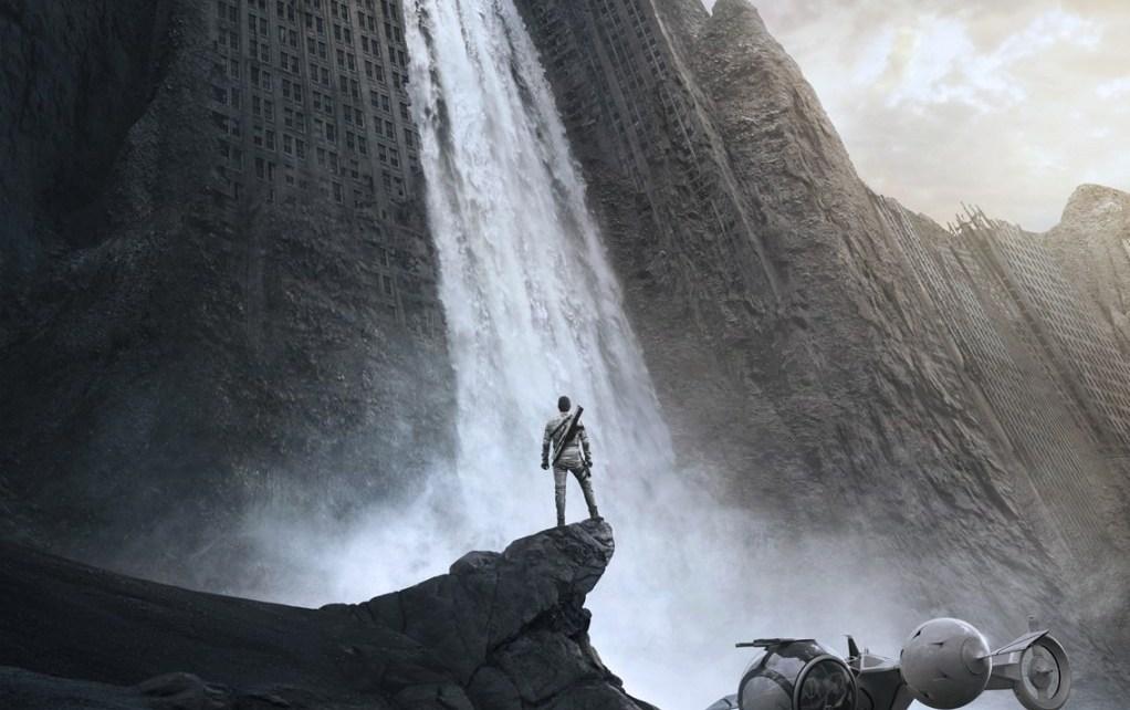 science fiction - Oblivion : rien ne neuf en 2077