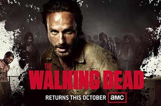 Walking Dead, saison 3, la cavale se termine en prison