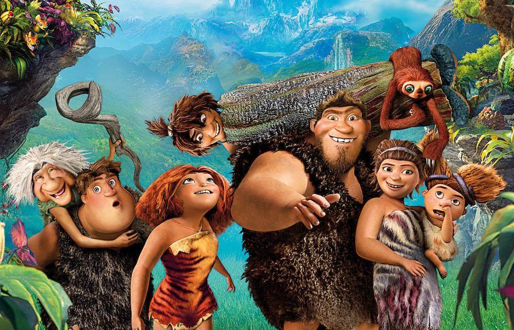 Animation - Les Croods : une bouffée d'ère les croods sanders demicco