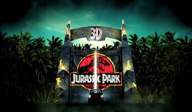 Jurassic Park 3D : 20 ans nous contemplent