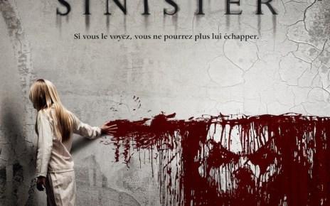 """film d'épouvante - Sinister : film """"super 8"""" oublié... Sinister affiche"""