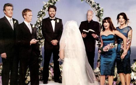 How I Met Your Mother - How I Met Your Mother : saisons 8 et 9