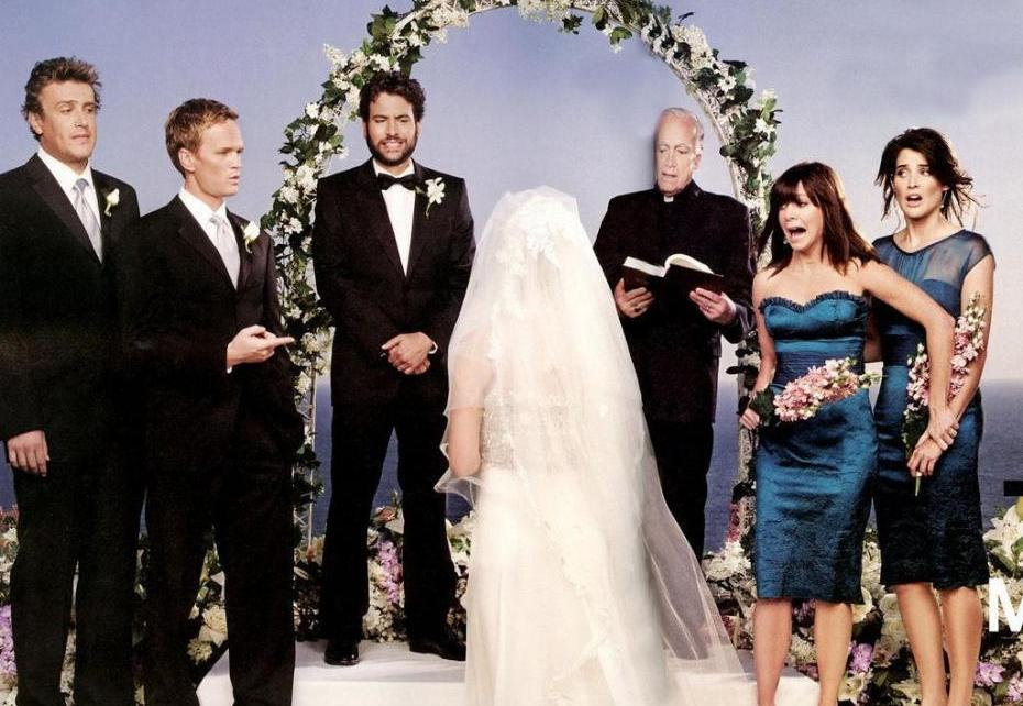 How I Met Your Mother - How I Met Your Mother : saisons 8 et 9 la saison 8 sera t elle celle du mariage
