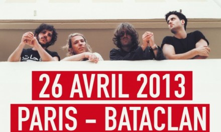 The Vaccines – Bataclan – 26 avril 2013