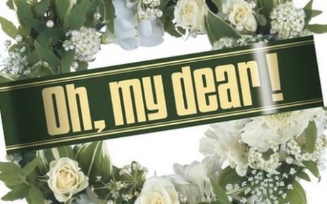 humour anglais - T.J. Middleton - Oh, my dear !  Oh my dear TJ Middleton
