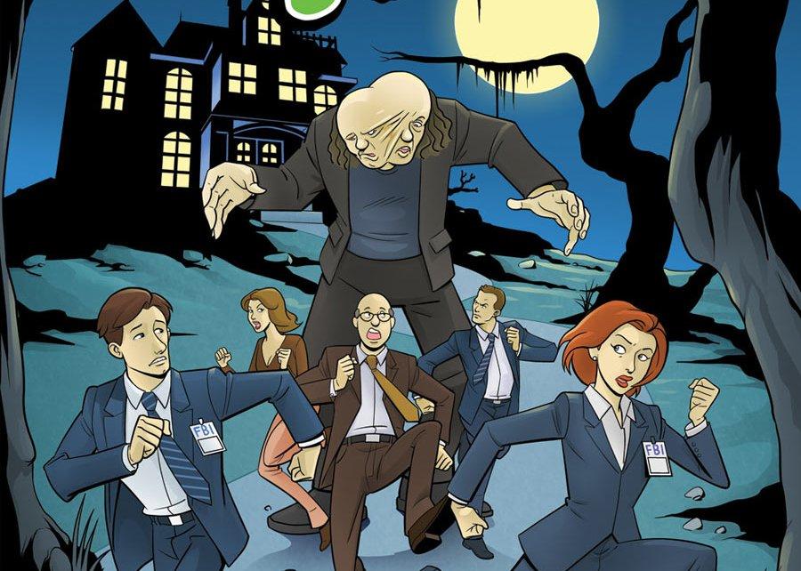 comics - X-Files saison 10 #4 XFiless10 04 cvrRI