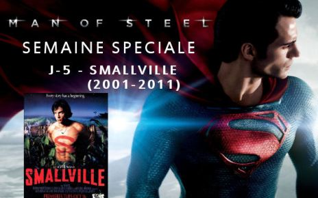 man of steel - Semaine Man Of Steel : J-5 - Smallville (2001-2011)  semaineMOS3