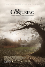 Conjuring Affiche