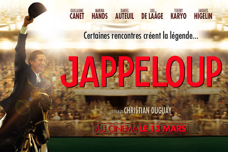 film - Le film Jappeloup ne s'adresse t'il qu'au public équestre ? pierre durand attaque producteurs film jappeloup 1