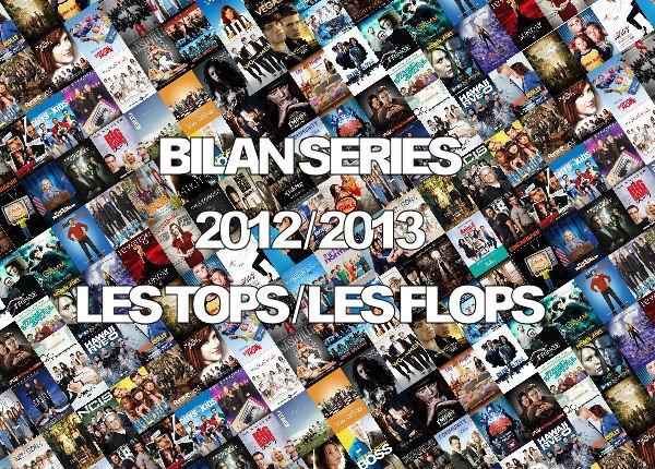 bilan séries - Bilan collectif de la saison série 2012/2013