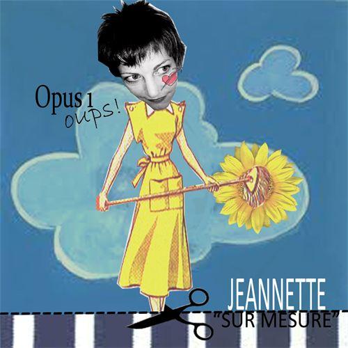 Critiques - Jeannette sur mesure : le courage en chansons 500 500 csupload 44370030