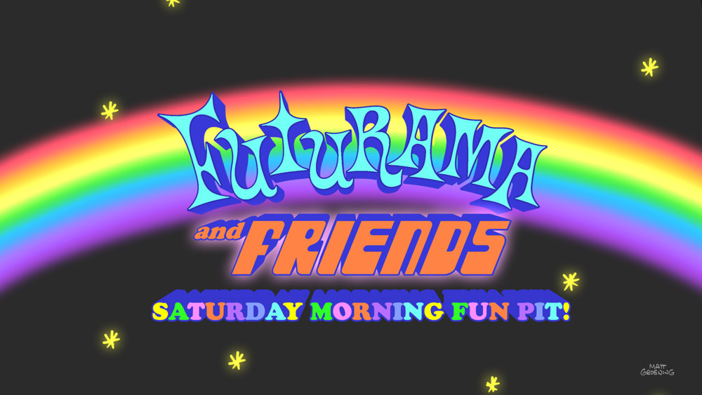 Futurama - Futurama - Saturday Morning Fun Pit Futurama and Friends Saturday Morning Fun Pit