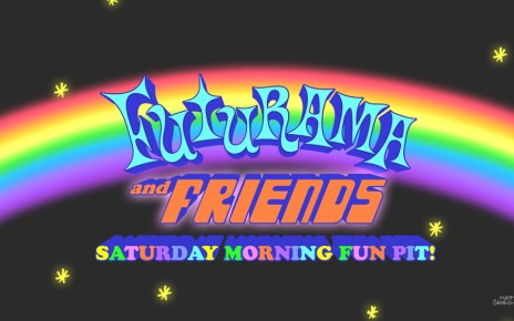 Futurama - Futurama - Saturday Morning Fun Pit