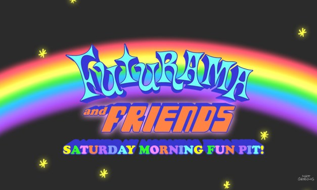 Futurama – Saturday Morning Fun Pit