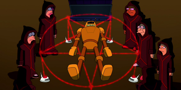 Futurama – 7×20 – Calculon 2.0