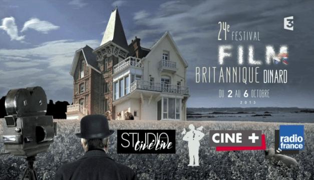 Interview de Hussam Hindi, directeur artistique du Festival du Film Britannique de Dinard (audio)