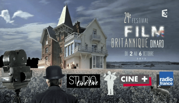Interview de Hussam Hindi, directeur artistique du Festival du Film Britannique de Dinard (audio)