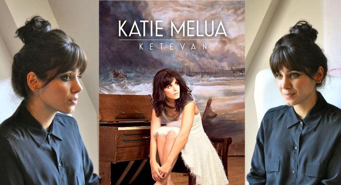 Katie Melua en interview pour la sortie de Ketevan