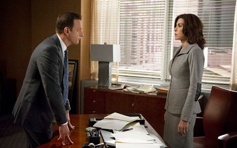 critweets - [Critweets] The Good Wife 5.05 Hitting the Fan