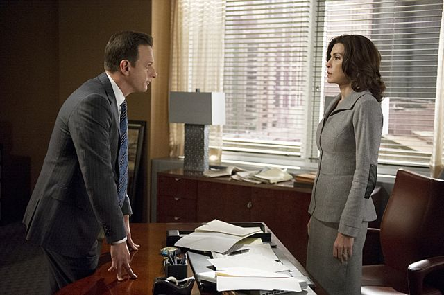 The Good Wife - [Critweets] The Good Wife 5.05 Hitting the Fan