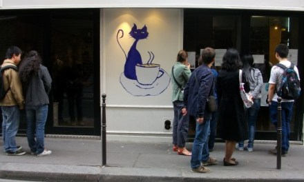 Le Café des chats – Paris 3