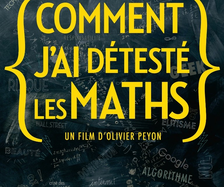 documentaire - Comment J'Ai Détesté les Maths : Numéros Alimentaires affiche comment jai deteste les maths