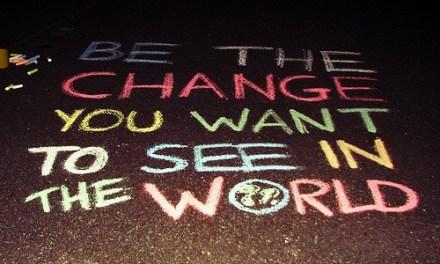 [Be The Change] Vos 30 minutes de bonheur sont là