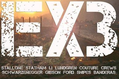 Expendables 3 : le teaser !