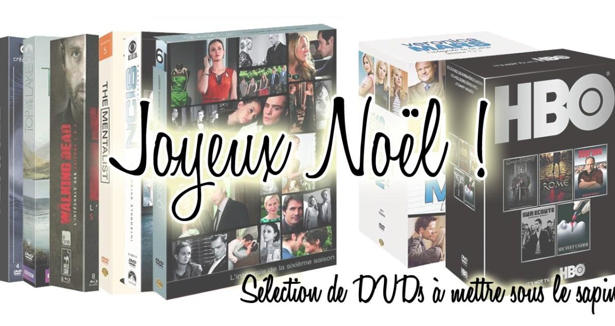 liste - Sélection DVD de Noël : quelles séries mettre sous le sapin ? Joyeux Noël