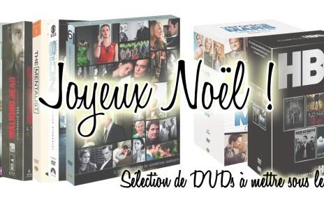 dvd - Sélection DVD de Noël : quelles séries mettre sous le sapin ? Joyeux Noël