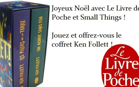 ken follett - [Concours] Un coffret Ken Follett à gagner