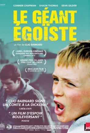 the selfish giant - Le Géant Egoïste (The Selfish Giant) : de cuivre et de chair