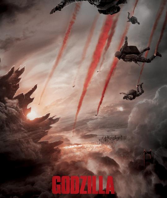 Godzilla : la bande-annonce