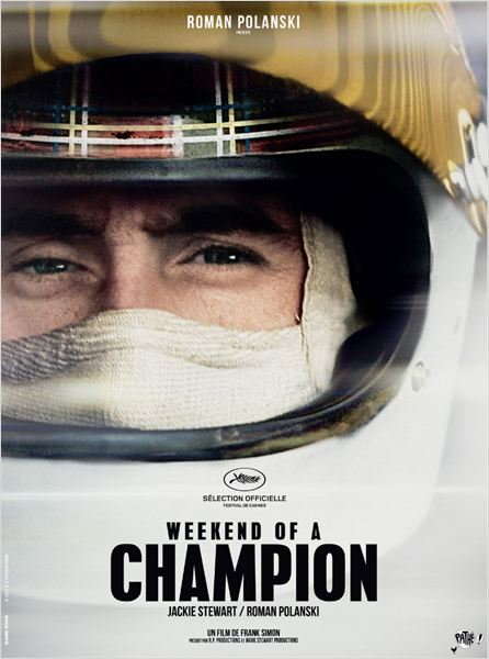 weekend of a champion - Weekend Of A Champion : ou comment boucler la boucle weekend champion affiche