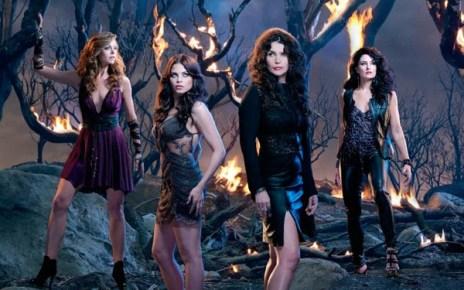 witches of east end - Witches of East End : les sorcières au rabais nous ensorcellent