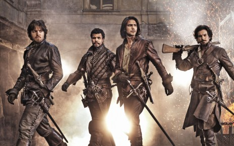 BBC - The Musketeers : BBC dégaine sa version du roman d'Alexandre Dumas 4920997 low the musketeers1