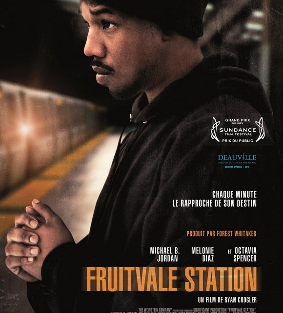 fruitvale station - Fruitvale Station : No Saint, No Sinner Fruitvale Station Affiche France Copier