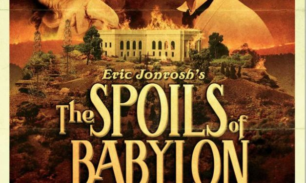 The Spoils of Babylon : l'inattendue parodie vintage