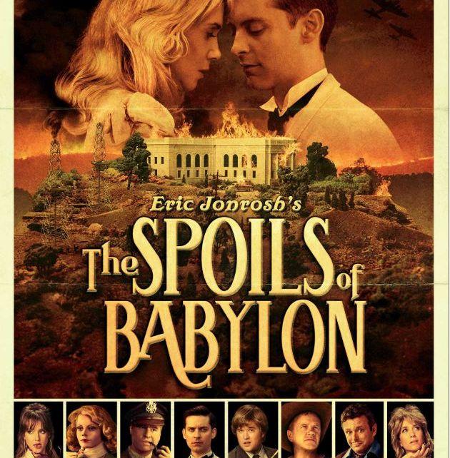 Actus - The Spoils of Babylon : l'inattendue parodie vintage