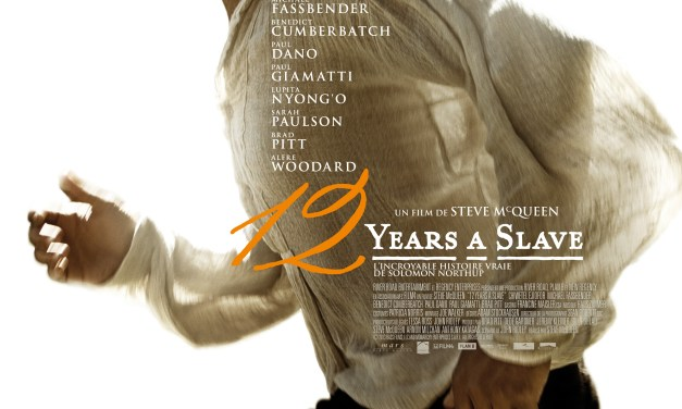 12 Years A Slave : Blood On The Leaves