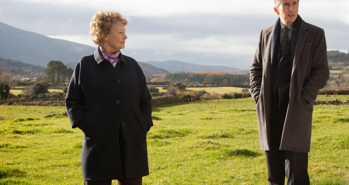 judi dench - Philomena, Stephen Fears' new queen