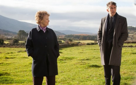 judi dench - Philomena, Stephen Fears' new queen philomena dench coogan