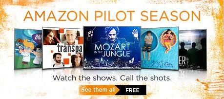 5 nouvelles séries à regarder dès maintenant et gratuitement via Amazon Studios